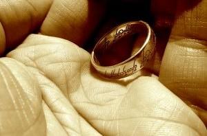 Książka Tolkiena Władca Pierścieni