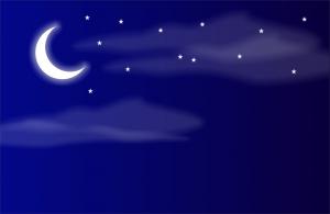 Idzie niebo ciemną nocą – Ewa Szelburg-Zarębina
